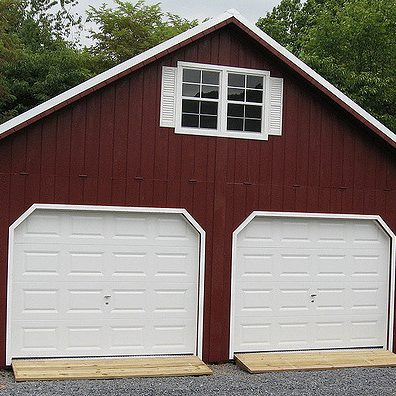 Image of a garage